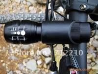 bike/bicycle headlight CREE Q5 240 lumens LED ultra-light flashlights