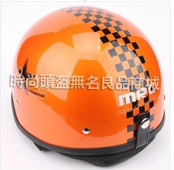 MRC genuine motorcycle helmets Helmet Orange Haig