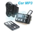 Free Shipping/Drop Shipping Handsfree Bluetooth Car Kit FM Transmitter MP3 Player Steering Wheel Control New(China (Mainland))