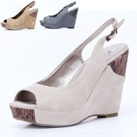 Туфли на высоком каблуке conciseness fashion platform super high heel pumps wedding shoes party shoes hot selling retail 488