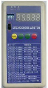 AT3031 DMX address writer for setting the dmx address of AT series dmx decoders & drivers