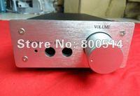 DIY Headphone  amplifier case /  amp chassis / enclosure   #JR001