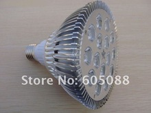 40pcs Lot promotion AC100 240v CE ROHS life 40 000hours 15x1w led par38 spot light bulb