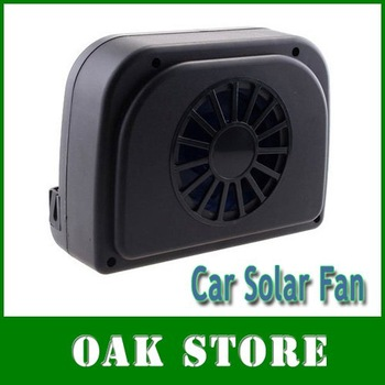 New Arrival! Solor Powered Car solar Auto Cool Fan, Car Air Ventilation System, Car Cooler Cooling Fan, Fre CN Post