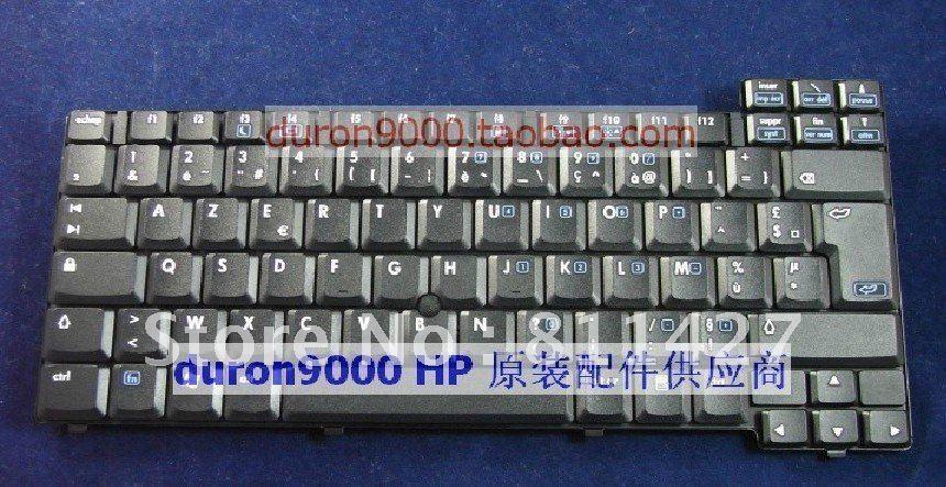 Компьютерная клавиатура 100% HP Compaq nc6000 nw8000