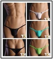 3130 TM classic mens sexy bikini briefs underwear/free shipping/fashion flexible tight underwear/mini men's fun underwear