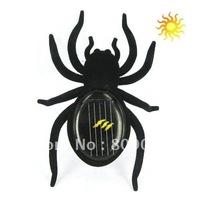 Free Shipping Solar Energy Toy Spider for Child