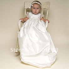 wholesale baptism gowns for baby girls