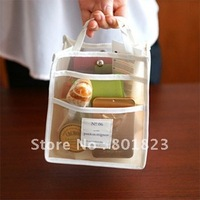 Free shipping by EMS-24pcs/lot,Travel storage Bags(color same as picture),best-selling