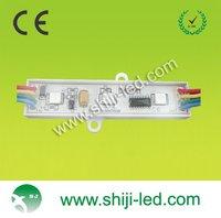 SMD 5050 RGB pixel module IC model LPD 6803 waterproof module CE anfd ROHS