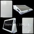 Leather Case Cover Skin For Samsung GALAXY Tab 2 P5100 10.1&quot; Tablet  Croco style