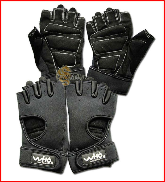 Free Shipping 10 pairs / lot of Sport Gloves Gym Fitness Weight Lifiting Gloves Anti-Skidding Extra Hand Protector Size M / L(China (Mainland))