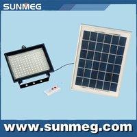Green Product Solar LED RC Wall  flood   Light