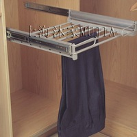 Chest adjustable Rail Trousers rack,pants rack,700,arduous Weight type,MJ8020,Factroy wholesale&retail
