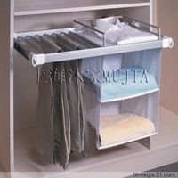 Chest  multifunction Rail Trousers rack,900,pants rack,arduous Weight type,TC0041,Factroy wholesale&retail