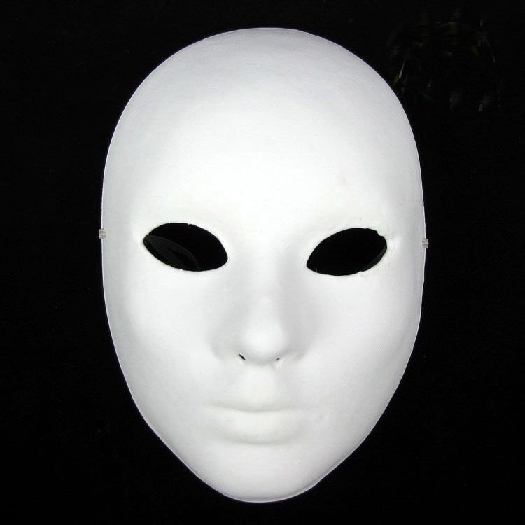 Paper Mache Face Mask Reviews Mask