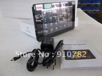 7 Inch Android Dual Camera Bluetooth 3G 2G Phone GPS SMS MMS Multitouch Capacitive Wifi Tablet Pc Phone