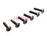 02097 3*14 Cap Head screw HSP Spart Parts 6pcs For 1/10 R/C Model Car 02097
