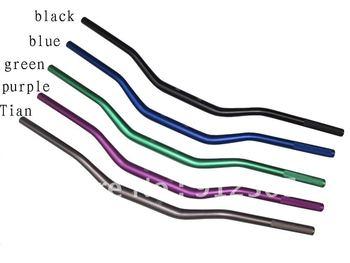 DIRT BIKE 28mm HANDLEBARS from 22mm to 28mm  7075 ALUMINUM BAR