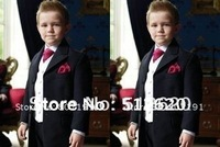 free shipping 2014 New Style Boys' Attire Boy Wedding Suit kid suits Groom wear formal wear Complete Designer Tuxedos