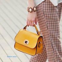 European and  American streets lovely  handbag Shoulder Messenger  female  pu bags
