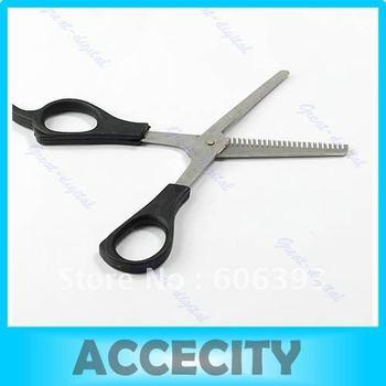 C18Free Shipping 3pcs/lot Pet dog Grooming Hair Thinning Tooth Shears Scissor