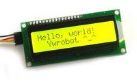 ЖК-модуль 10 IIC I2C TWI SPI + 10 1602