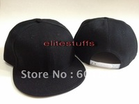 Free shipping(12pcs/lot) Snapback hats Blank Snap Back Cap mix order  wholesale hat