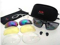 Guarder C3 Tactical Shooting Glasses w/4 Set Lens  free ship