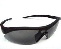 3pcs UV Protect  Shooting Glasses Sunglasses Black free ship