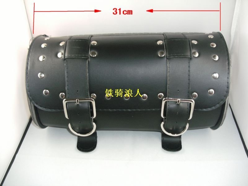 Wholesale - - Motorcycle Barrel Shape Tool Pouch Bag Classic New(China (Mainland))