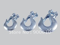 "1/4"" Clevis Slip Hook used for Dyneema Winch Rope SUV ATV WARN free shipping"