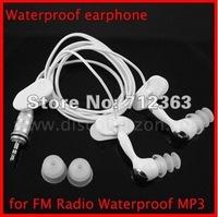 2.5mm Earphone/Headphone for Nu Dolphin waterproof mp3 player