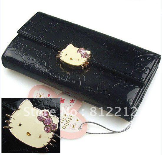 chloe knockoffs - Fashion Cute Hello Kitty Pink Soft Wallet Purse Bag Ladys Girls ...