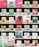 45pcs light wall sticker switch decoration popular decorative GP-power switch stickers cover free ship