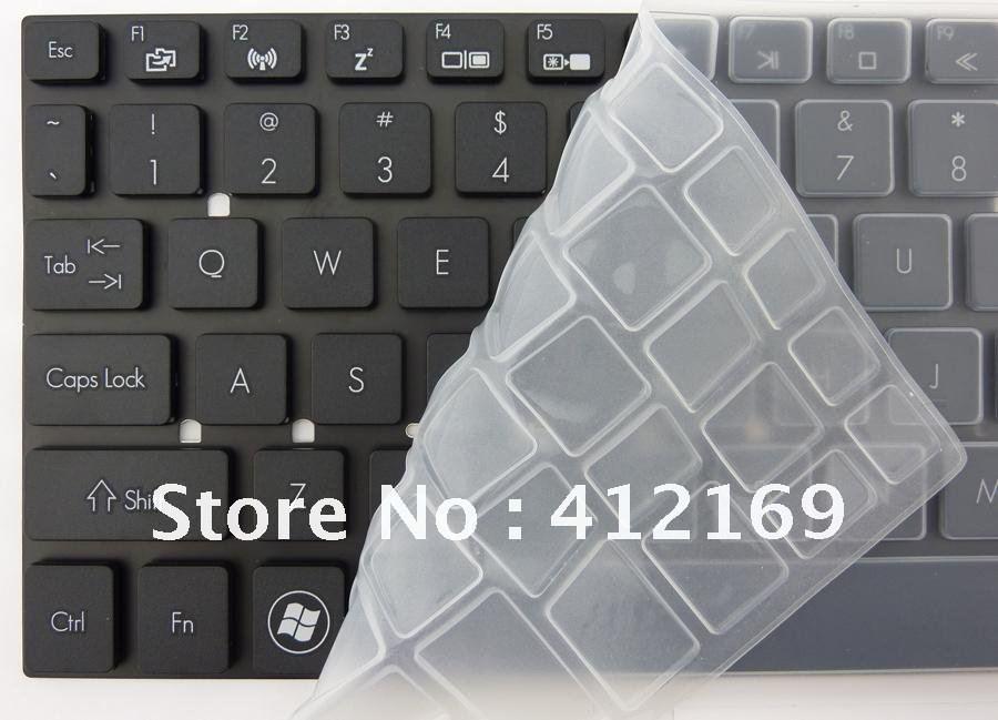 New Silicone Keyboard Skin Cover Protector for Acer Aspire 5755 5755G(China (Mainland))