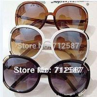 Women's designer sunglasses fashion sunglass high quality sunglasses(1 lot = 3 pcs)~free shipping#8497
