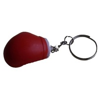 PU STRESS Boxing glove keychain PROMOTION