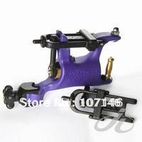 Pro SWASHDRIVE WHIP G7 Butterfly Rotary Tattoo Machine Gun Purple Tattoo Kits Supply Hot