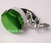 $15 off per $150 order Hot ! Green Motorbike Brake Fluid Reservoir Set Hon Da