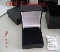 PB1122  plastic/gift box  shopping bag ring box earring box tietack box