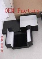 PB1126  paper /plastic   earring box ring box watch box double door box