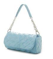 2012Hot Sale Fashion Handbag Women lady PU handbage PU Leather  free shipping