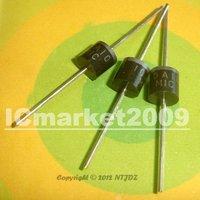 50 PCS 10A10 R-6 10A STANDARD DIODE