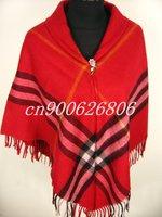 Wholesale 30 PCS 100% Cashmere Scarf  Grid scarf Square scarf 140cm*140cm