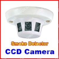 1/3 Inch 420TVL Smoke Detector Camera Hidden Covert Camera SHARP CCD CCTV Security Camera