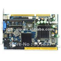 Isa half size CPU card with Onboard VIA ULP/LP Eden4000MHZ CPU