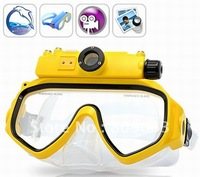 Underwater Scuba Mask with DVR Ocean Snapper (4GB) Free Shipping