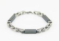 Браслет из нержавеющей стали New fashion for 2012 stainless steel chain bracelets fashion jewelry stainless 316L bracelets
