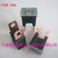 10PCS--80 AMP AUTOMOTIVE FUSES